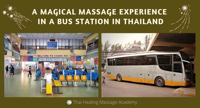 A magical massage experience