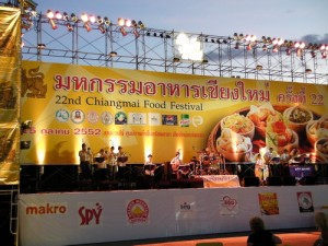 22nd Chiang Mai Food Festival
