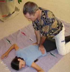 thai massage lower back relief