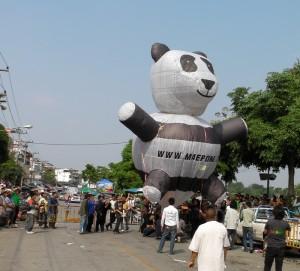 Balloon Competition Loi Krathong