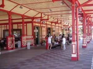 Train Station Hua Hin, Thailand