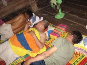 Many Thais Still Sleep on the Floor