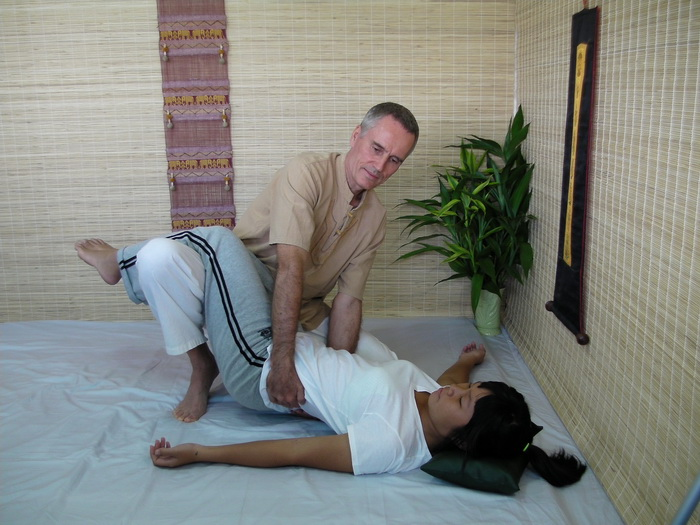 thai massage i thailand