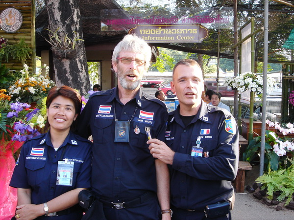 Tourist Police Chiang Mai Thailand