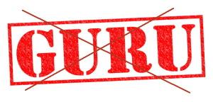 no guru sign