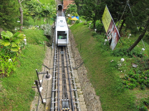 Penang funicular railway