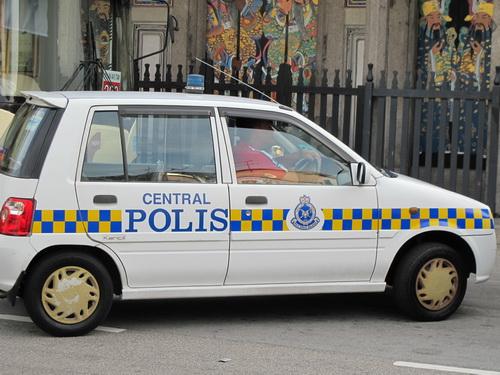 Penang Police