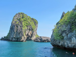 Trang islands