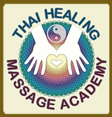 Thai Healing Massage Academy logo
