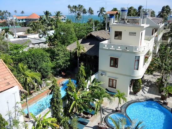 Resort in Muine Vietnam