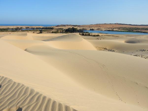 sand dunes in Muine Vietnam