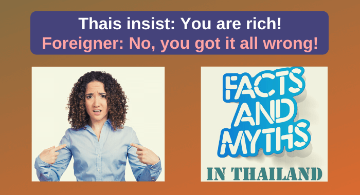 misconceptions about foreigners in thailand