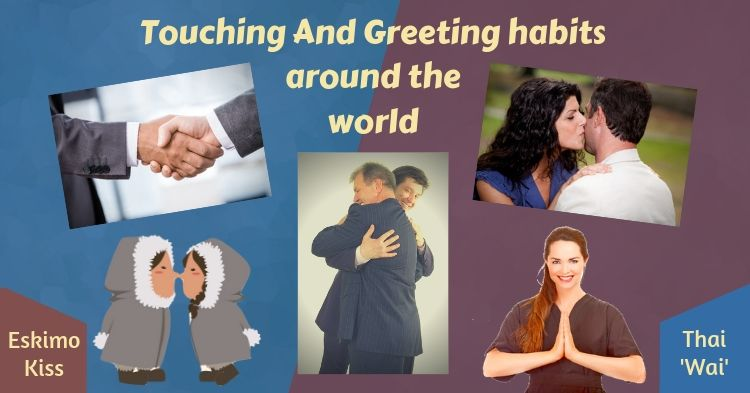touching habits